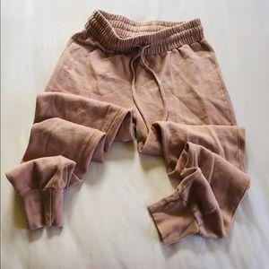 🔥Express Pink Sweatpants 🔥